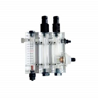 Ячейка AquaViva для измерения PH-RX-CL-датчик протока (9900103051)