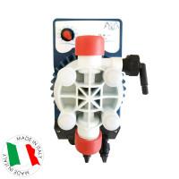 Дозирующий насос AquaViva универсальный 5л/ч (AMM200NPE0002) с ручной и автоматической регулировкой