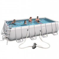 Каркасный бассейн Bestway 56465 (549x274x122) с картриджным фильтром