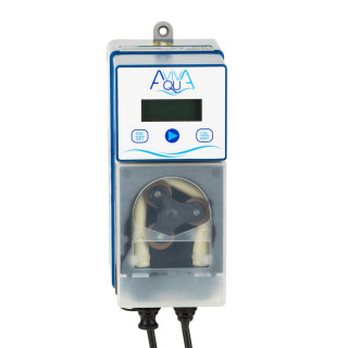 Перистальтический дозирующий насос AquaViva Ph 1,5 л/ч (KUPH1H1HA1003) с авто-дозацией, регулир. скорость