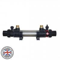 Теплообменник Elecro G2I HE 30 кВт (incoloy)
