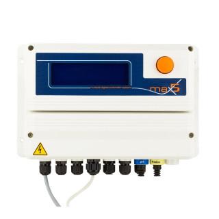 Панель управления дозацией Emec MAX5 BASIC + USB (PH-ORP-Cl)