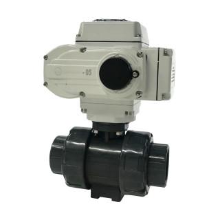 Кран шаровый Aquaviva с электроприводом PTFE/EPDM On-off type AC220V