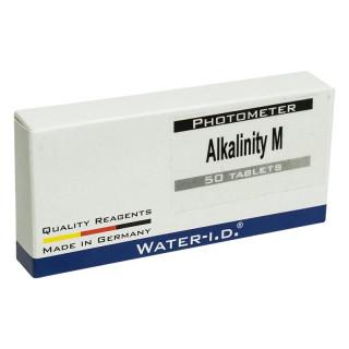 Запасные таблетки для тестера Water-id Alkalinity-M TbsPTA50 (50 шт)