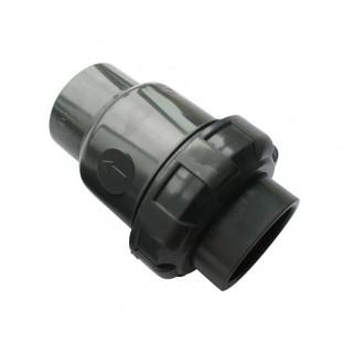 Обратный клапан ПВХ Aquaviva
