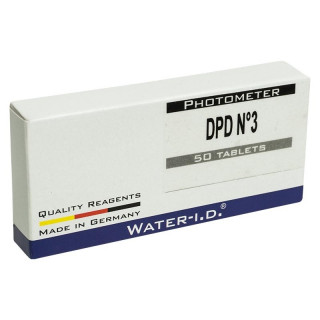 Запасные таблетки для тестера Water-id DPD3 TbsPD350 (50 шт)