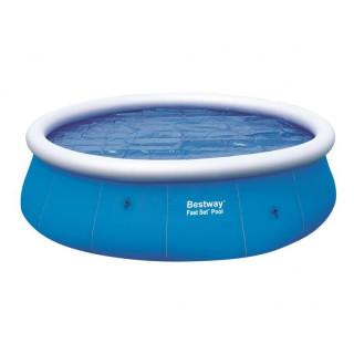 Теплосберегающее покрытие Bestway 58065 для бассейнов 4.57 м (d 395 см)