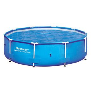 Теплосберегающее покрытие Bestway 58241 для бассейнов 3.05 м (d 289 см)