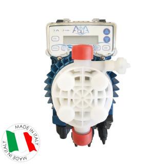 Дозирующий насос AquaViva PH/Cl 25л/ч (TPR803) с ручн. регулир.