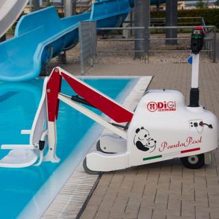 Лифт-подъемник для инвалидов Panda Pool