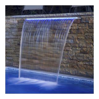 Стеновой водопад Aquaviva PB 300-25(L) с LED подсветкой