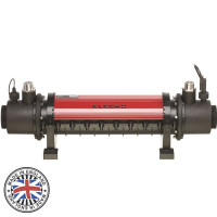 Теплообменник Elecro SST 50 кВт
