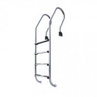 Лестница Aquaviva Mixta NSF415-SR (4 ступ.)