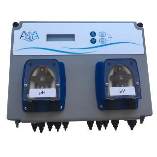 Система перистальтических доз.насосов AquaViva PH+RX 1,5л/ч
