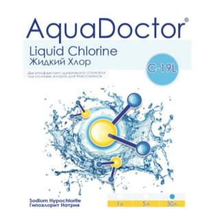 Средство по уходу за водой AquaDoctor C-19L Liquid Chlorine