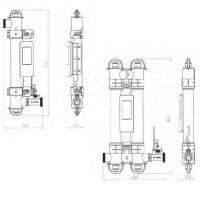 Ультрафиолетовая установка Elecro Steriliser UV-C E-PP2-110