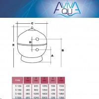 Фильтр AquaViva AS1600 (D1600)