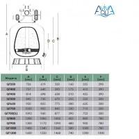 Фильтр AquaViva QT400