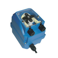 Перистальтический дозирующий насос AquaViva универсальный 1,5-4 л/ч (PPR0004A1283_A) с ручн. регулир.