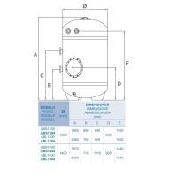 Фильтр Fiberpool ABL 1400.C (D1400)