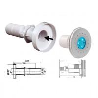 Светодиодный прожектор Hayward Mini LEDS (3leds) 15Вт RGB под лайнер