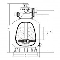 Фильтр Aquaviva V800