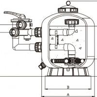 Фильтр Aquaviva SP650