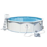 Сборный бассейн Bestway Hydrium 56384 (460х120) с песочным фильтром