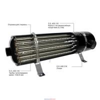 Теплообменник Aquaviva HE 120 кВт