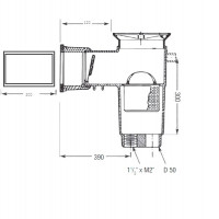 Скиммер Hayward ECO Standart 81402 под бетон