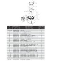 Фильтр Fiberpool AK520.C (10,5м3/ч, D520)