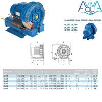 Компрессор одноступенчатый AquaViva 060-2 (BL06000103000)