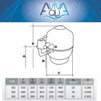 Фильтр AquaViva LS900 (D900)