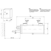 Ультрафиолетовая установка Sita UV SMP 6 ECOLINE XL (EC1495XL)