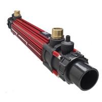 Теплообменник Elecro G2 HE 30 кВт (titanium)