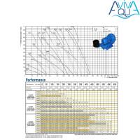 Компрессор одноступенчатый AquaViva 040 (BL040001M1300)