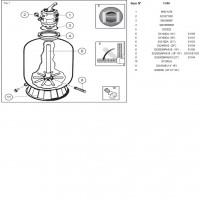 Фильтрационная установка Hayward PowerLine 81073 (D611)
