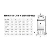 Фильтр картриджный Hayward Star Clear C250