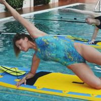 Доска Aqquatix для Aqqua Fitness TRAINER