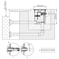 Автоматический регулятор уровня воды Aquaviva RO-7
