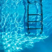 Лестница Aquaviva SP-315 (3 ступ.) из 2-х элементов